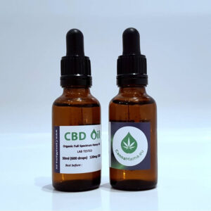 CBD Oil 30 ml (120mg)