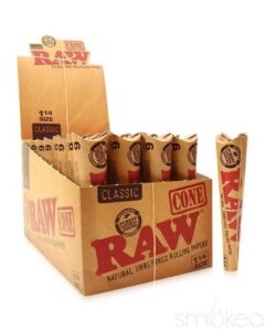 RAW King Size Classic 6 Cone