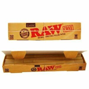 RAW King Size Classic 32 Cone